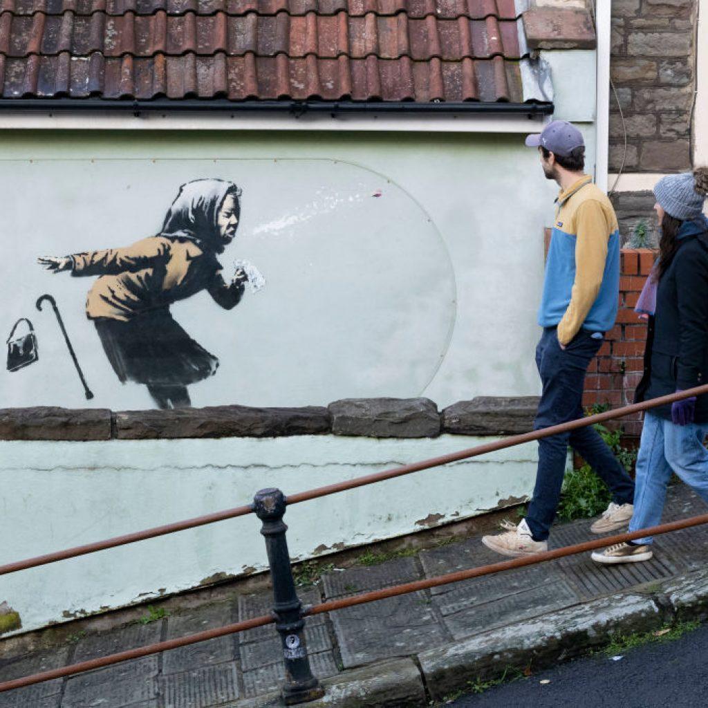 murel Banksy